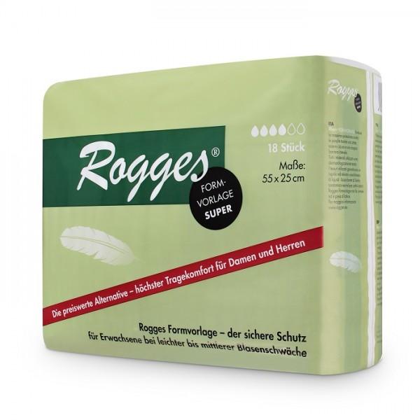 Rogges Form-Vorlagen Super - 25x55 cm - PZN 10388258