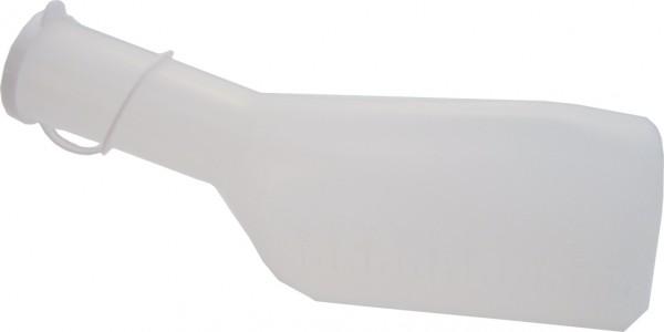 Sundo Urinflasche PE milchig - PZN 08454284 - Urinflasche für Männer.