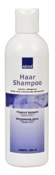 Abena Skincare - Haarshampoo - 250 ml - PZN 07635635