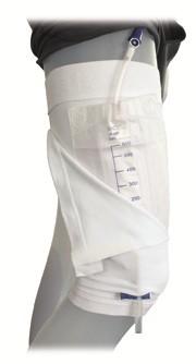 GHC Care Fix Oberschenkelstulpe Beinbeutel-Halterung. Oberschenkelstulpe mit integrierter Beinbeuteltasche - PZN 09080377.