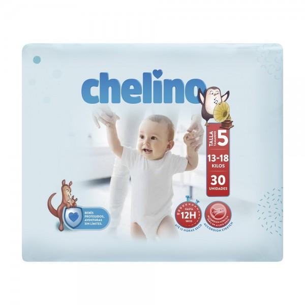 Indas Chelino T5 First Steps (13-18 Kg) Babywindeln.