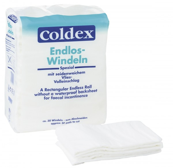 Coldex Endloswindeln spezial 24-lagig