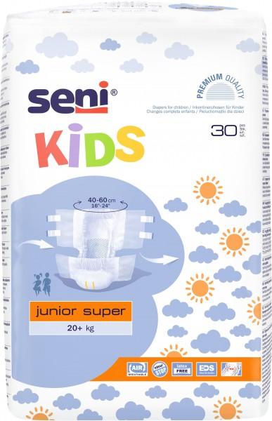 Seni Kids Junior super - 20+ Kg - Babywindeln