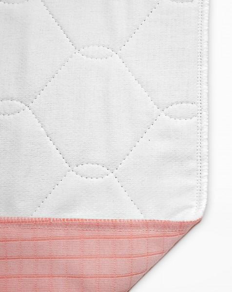 Suprima Mehrfach-Bettauflage aus Baumwolle Anti-Rutsch Rückseite. - Art. 3103 - Suprima Bettunterlage.