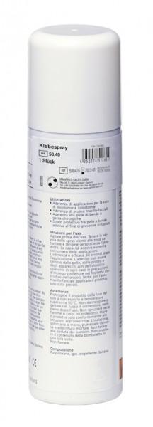 Klebespray Medical Adhesive B - Hautkleber für Urinalkondome und Kondomurinale von Manfred Sauer.
