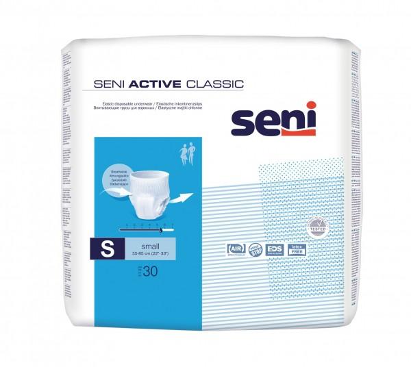 Seni Active Classic Small - Inkontinenzslips und Windelslips.