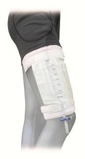 GHC Care Fix Kletthalteband Universell Beinbeutel-Halterung. Klettband zur Fixierung von Beinbeuteln PZN - 06718968.
