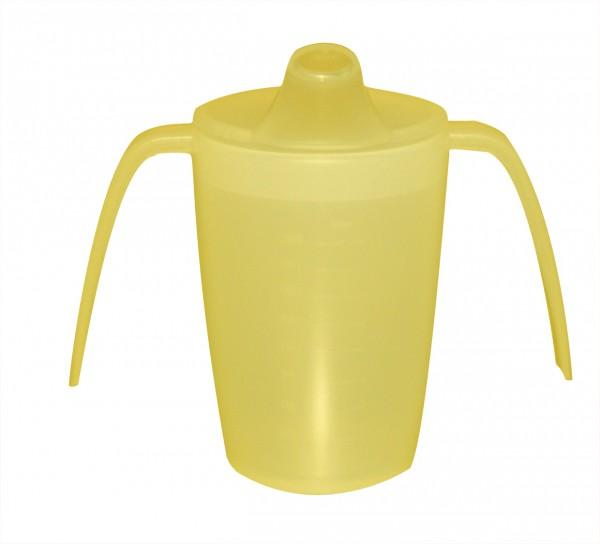 Sundo Trinkbecher-Set »816«, gelb-transparent - PZN 08021422 - Sundo Homecare GmbH