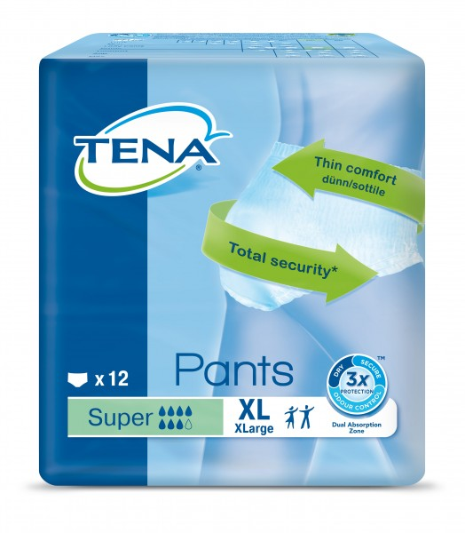 Tena Pants Super Extra Large - Essity Hygiene and Health AB.