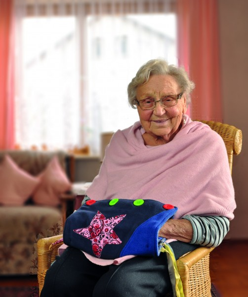 Suprima Demenz-Muff - Art. 7150 - Bei Demenz, Alzheimer oder Altersdemenz.