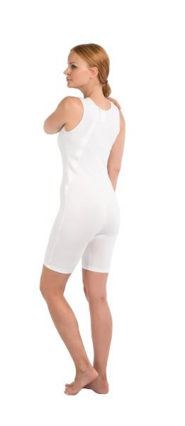 Suprima Pflegebody ohne Arm, mit Rückenreißverschluss Art. 4696 - Pflegebodys von Suprima.