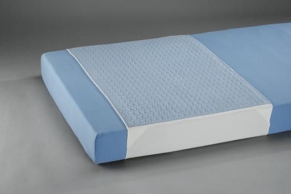 Suprima Mehrfach-Bettauflage - Polyester, mit Seitenteilen - Art 3106 - Suprima Bettunterlage.