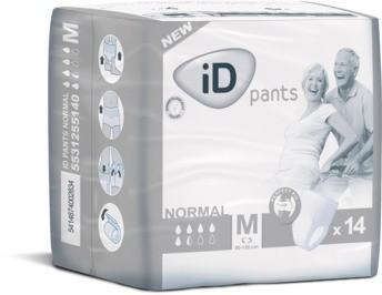 iD Pants Normal Medium - iD Pants - vollelastische Windelhosen - iD