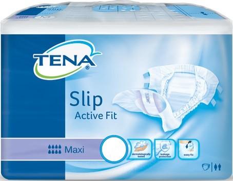Tena Slip Active Fit Maxi Medium für schwere bis schwerste Inkontinenz und Doppelinkontinenz.