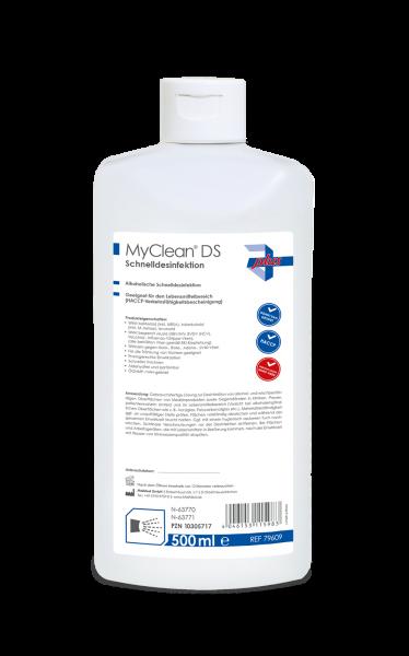 MaiMed MyClean DS Schnelldesinfektion Neutral - 500ml.
