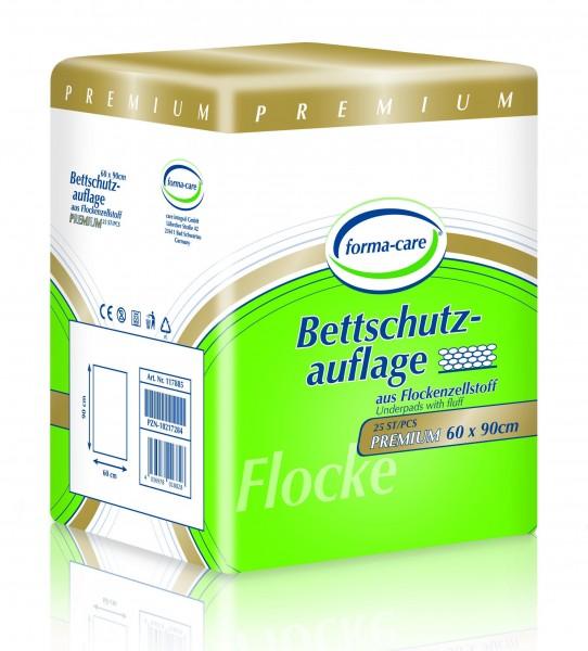 Forma-Care Unizell Krankenunterlagen Flocken - 90x60 cm