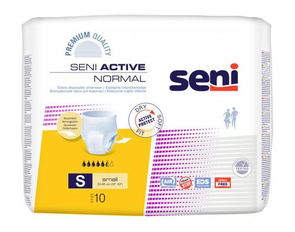 Seni Active Normal Small - Einweghosen und Inkontinenzslips von TZMO.