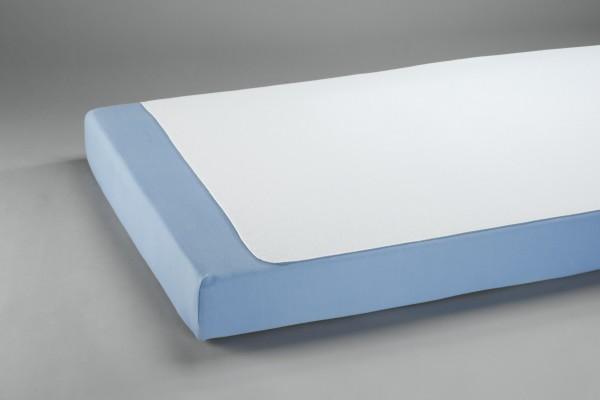 Suprima Frottee-Bettauflage, gesäumt Art. 3031 - Textile waschbare Krankenunterlagen, Bettunterlagen, Patientenunterlagen von Suprima.