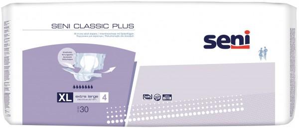 Seni Classic Plus X-Large - bei Dranginkontinenz und Stuhlinkontinenz.