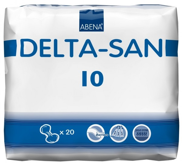 Abena Delta-San Nr. 10 - PZN 05949200
