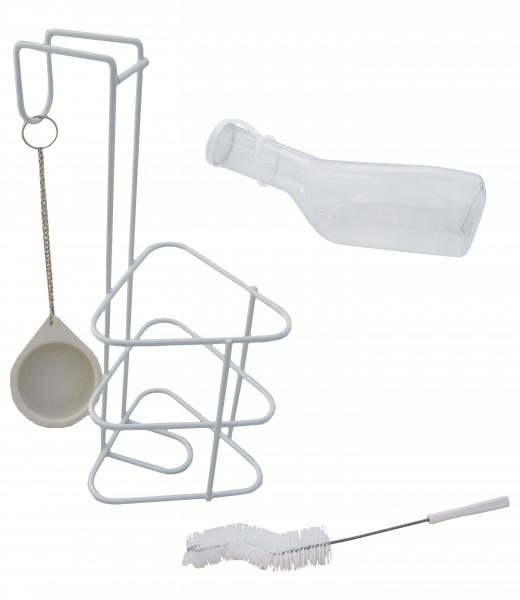 Urinflaschen-Set »STANDARD« (Mann) -1 Liter - PZN 09441757