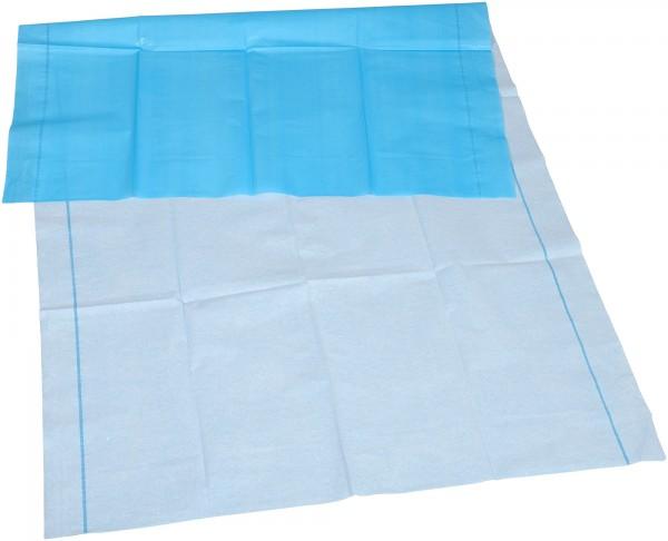 Abri-Bed Basic - 80x140 cm - (Papier mit PE-Fäden) - PZN 09201881