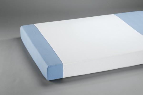 Suprima Stecklaken Jersey Art. 3052 - Textile waschbare Krankenunterlagen, Bettunterlagen und Patientenunterlagen von Suprima.