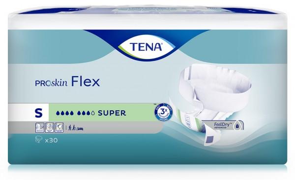 Tena ProSkin Flex Super Small bei starker Inkontinenz und Blasenschwäche.