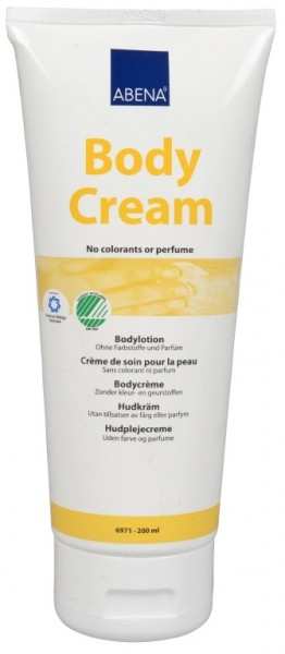 Abena Skincare - Bodylotion unparfümiert - 200 ml