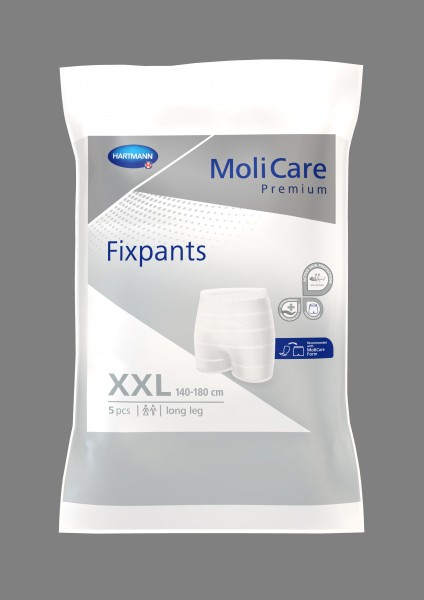 MoliCare Premium Fixpants longleg - Gr. XX-Large