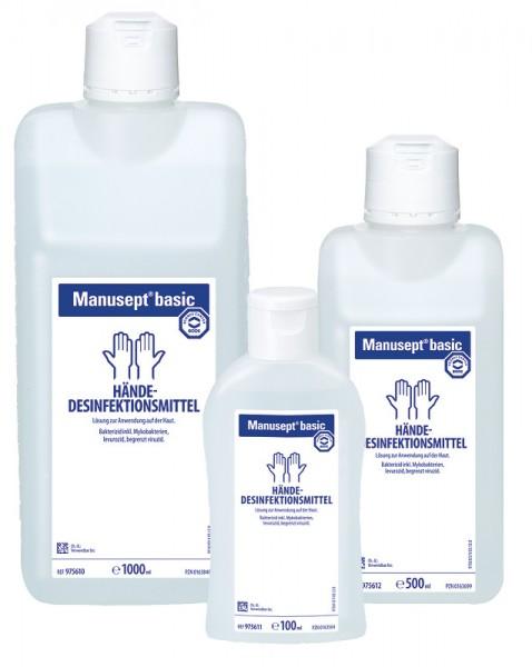 Bode Manusept® basic Hände-Desinfektionsmittel