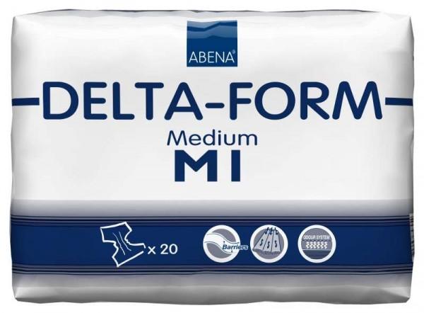 Abena Delta-Form M1 Medium - PZN 09520379