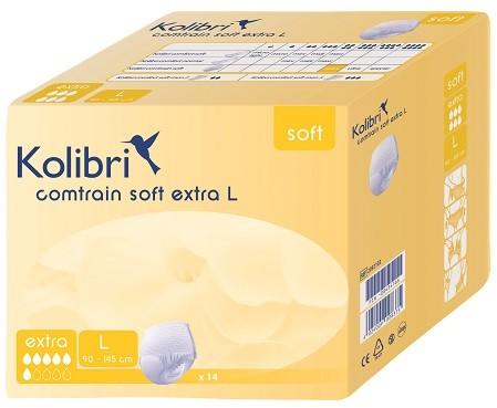 Kolibri Comtrain soft extra Pants - Gr. X-Large - PZN 12802472