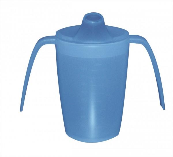 Sundo Trinkbecher-Set »816«, blau-transparent - PZN 08024142 - Sundo Homecare GmbH