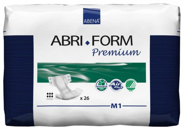Abena Abri-Form Premium M 1 - Gr. Medium - PZN 04607905