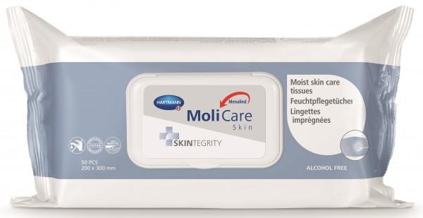 MoliCare Skin Feuchtpflegetücher - PZN 12458135