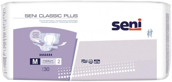 Seni Classic Plus Medium - Stuhlinkontinenz und Harninkontinenz.
