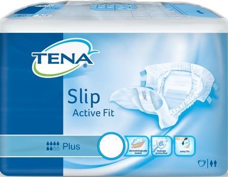 Tena Slip Active Fit Plus X-Small Windelhose für schwere Inkontinenz und Blasenschwäche.
