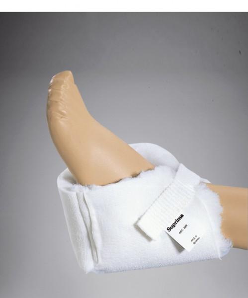 Suprima Fersenschuh mit elastischem Klettverschluss - Art. 6829 - Suprima Fersenschoner.