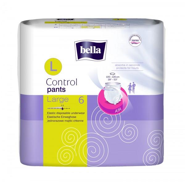 Seni Bella Control Pants Large - Inkontinenzhosen von TZMO.