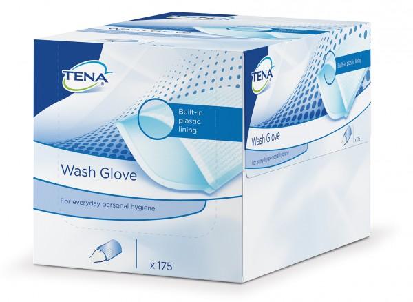 Tena Wash Glove - Einmalwaschhandschuhe - mit Folie