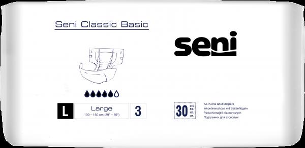 Seni Classic Basic Large - Windelhosen von TZMO.