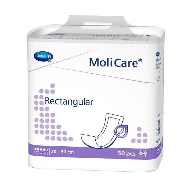 MoliCare® Rectangular 4 Tropfen (20x60) - Saugkissen
