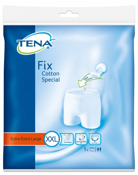 Tena Fix Cotton Special XX-Large - PZN 13907888 Fixierhosen und Netzhosen.