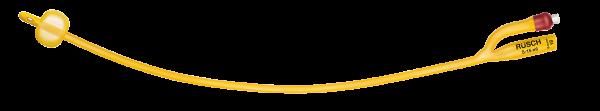 Teleflex Gold Plus Ballonkatheter - zylindrisch, 2-Augen - 40cm