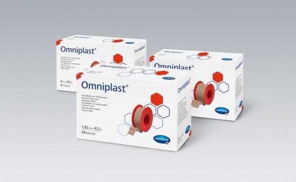 Omniplast® Fixierpflaster von Paul Hartmann AG.
