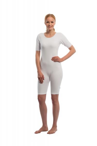 Suprima Pflegebody kurzer Arm, mit Beinreißverschluss Art. 4697 - Pflegebody von Suprima.