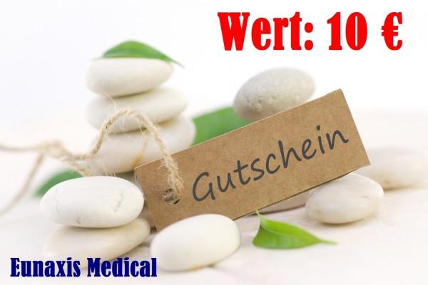 10 EUR Gutschein