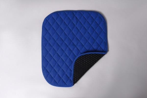 Suprima Sitzauflage mit Anti-Rutsch Noppen, Polyester Art 3704.