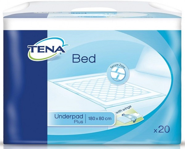 Tena Bed Plus Wings - 180x80 cm - PZN 09234805